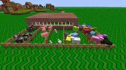 farm Minecraft Map & Project