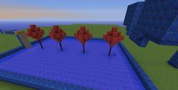 NEW total wipeout Minecraft Map & Project