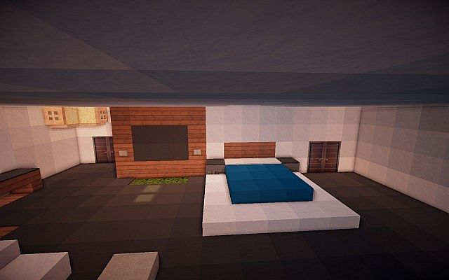 How To Make Bedroom Furniture In Minecraft Pe Minecraft ...