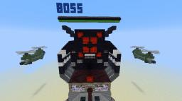 Minecraft FishSpider Boss Battle by TheCraftMine5 Minecraft Map & Project