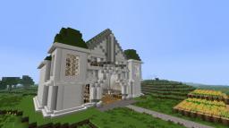 Nacrene City Museum Model (Pokemon) Minecraft Project