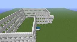 Project City Hospital Minecraft Map & Project