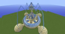 Sandstone Palace [SPAWN] Minecraft