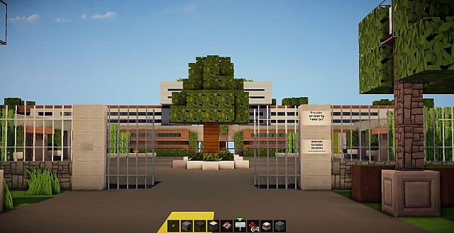 House Sd3 Minecraft