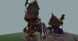 Nordic-Steampunk Server Build Minecraft Map & Project