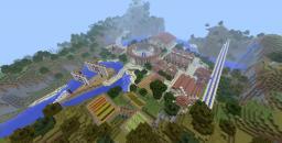 Roman City Minecraft