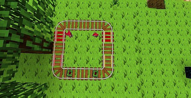 MineCart circuit