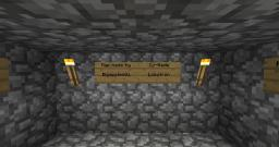 Zombie Survival: The butter king V.10 Minecraft Map & Project