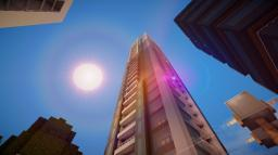 Alto |Wok| a modern skyscraper Minecraft Map & Project