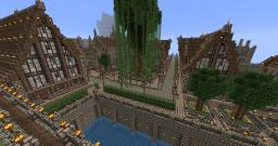 The Medieval City of Langana Minecraft Map & Project