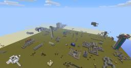 Redstone world Minecraft