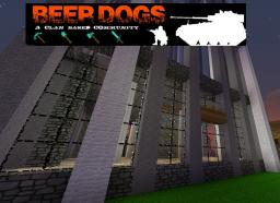 BeerDogs - Resource Pack + sound Real Explosions + DAYZ zombies Minecraft
