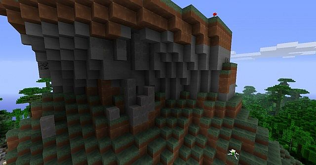 a good look at this really cool stone and dirt textures that i made