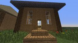 House - A House For A Future Project (City) Minecraft Project