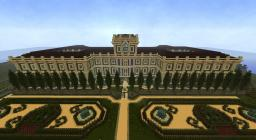 [Minecraft Palace] [Paulchester Palace] Minecraft Map & Project