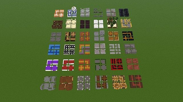 Map Packs Paths Minecraft Project