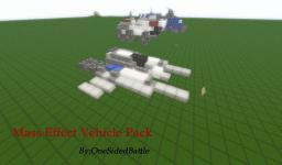 Mass Effect Vehicle Pack Minecraft