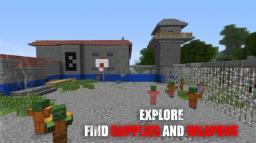 DEAD PRISON: TERROR BEHIND BARS Minecraft
