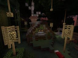 Hunter's Cabin Minecraft Project