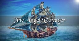 The Angel Voyager Minecraft Map & Project