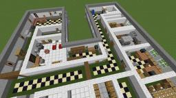 Alchemilla General Hospital Minecraft Map & Project