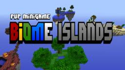 Biome Islands - PVP Minigame Minecraft Map & Project