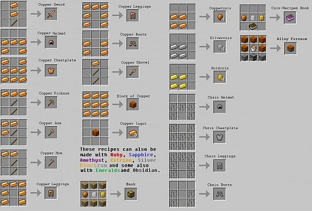 pixelmon trading machine recipe