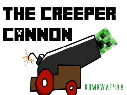 The Ultimate Creeper Cannon Minecraft Map & Project