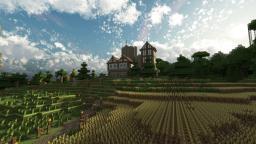 Hill Manor Minecraft