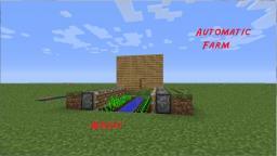 Auto Farm! Minecraft Map & Project