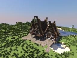 House on surviwal. Based on a Minecraft Map & Project