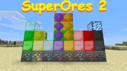 [FML][1.6.4] SuperOres 2 mod by Shadow38PL Minecraft