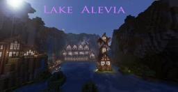 Lake Alevia Minecraft Map & Project