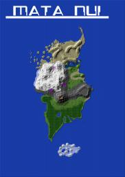 Bionicle island | Mata Nui (with villages) Minecraft Project