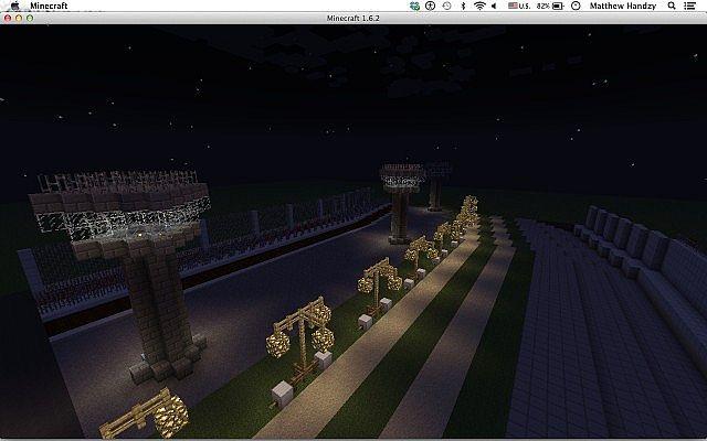 The Walls - PvP Survival Map « Minecraft :: WonderHowTo