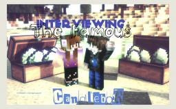 ♥Sunny♥ 20 Qs Interview Candlebor! ^-^ Minecraft Blog