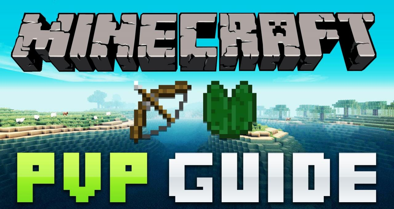 minecraft guide to pvp minecraft blog. Black Bedroom Furniture Sets. Home Design Ideas