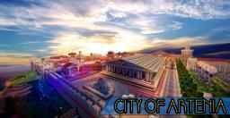 City of Artenia Minecraft