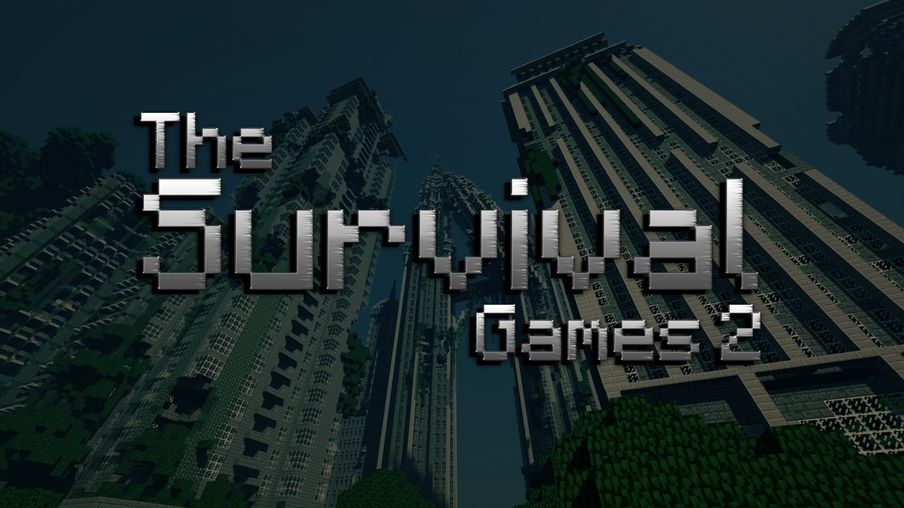 The Survival Games 2 (By Vareide) Minecraft Project