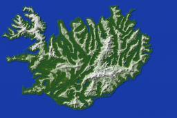 Iceland Minecraft Project