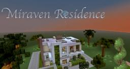 Miraven Residence Minecraft Map & Project