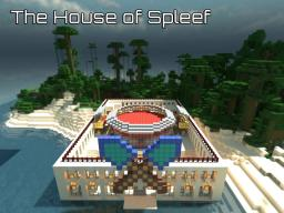 The House Of Spleef - Spleef Arena Minecraft Map & Project