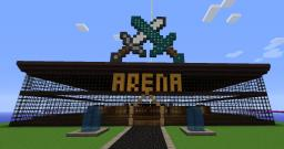 Mob Arena - My First!!! Minecraft Project