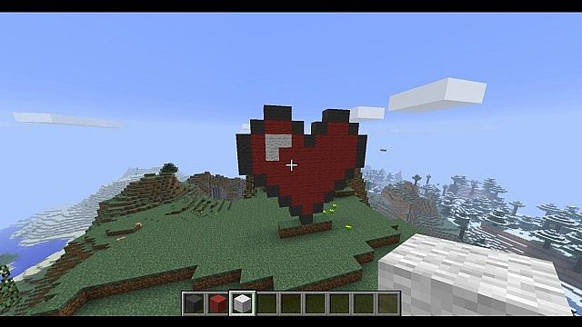 minecraft zelda hearts mod how to get heart pieces