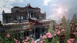 The Temple of Kantai- An Armadacraft Survival Games Map Minecraft
