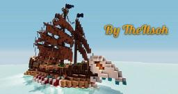 Boat Minecraft Project