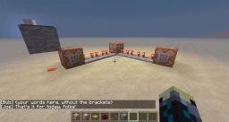 How to Create Dialogue: Adventure map+command block tutorial Minecraft Blog Post