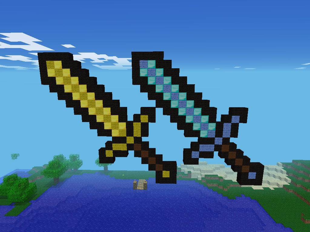 How To Craft A Shield In Minecraft Pe