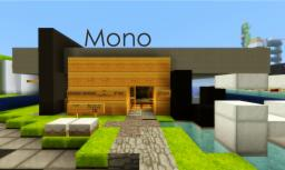 ==Mono== A Minimalistic Home (Lv. 15 Special!!) Minecraft Map & Project