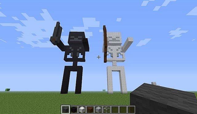 how to create wither in minecraft